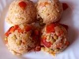 Zeleninová rýže recept