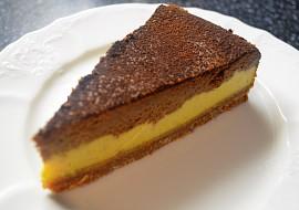 Dýňovo-čokoládový cheesecake recept