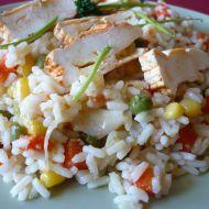 Zeleninové rizoto se šmakounem recept