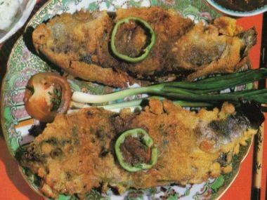Smažená ryba