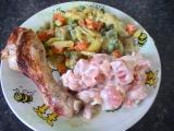 Šupa oběd recept