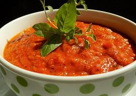 Rajčatovo-cuketový základ na pizzu recept