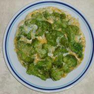 Brokolicová omeleta recept