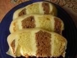 Metrový dort s marcipánem recept
