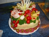 Moje slané dorty recept