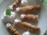 Třešňové housenky recept