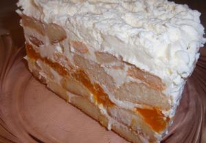 Smetanový dortík