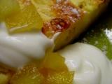 Jablkovo-tvarohový koláč recept