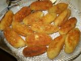 Smažené šulánky se škvarkama recept
