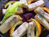 Zapékaná zelenina s tofu recept