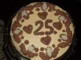 Skládaný dort recept
