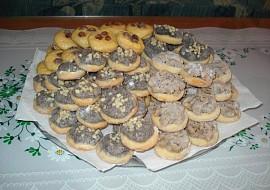 Kynuto  nekynuté koláčky recept