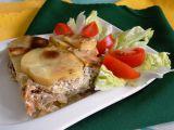 Pečený segedín s bramborem a smetanou recept