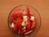 Rajčatový salát recept