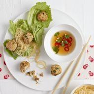 Masové kuličky ve vietnamském stylu recept
