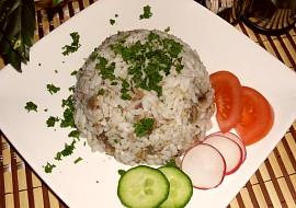 Rybičky s rýží  levný recept