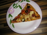 Pizza těsto recept