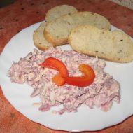 Domácí hanácký salát recept