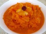 Ovocný salát oranžová na čtvrtou recept