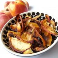 Sušené ovocné chipsy recept