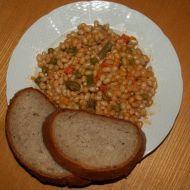 Bílé fazolky na česko-mexický způsob recept