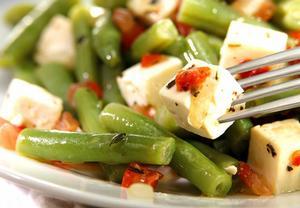 Hubené fazolky pro chuť i dietu