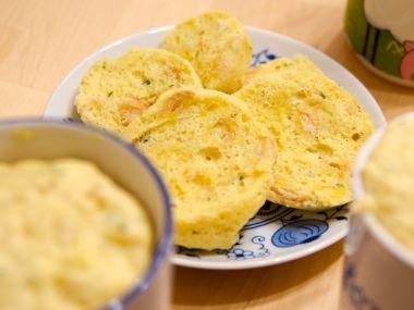 Recept Houskové knedlíky hrnkové
