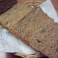 Celozrnný chléb s dýňovými semínky recept