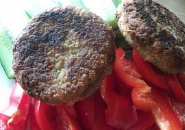 Celerové karbanátky alá kapr  vegan recept