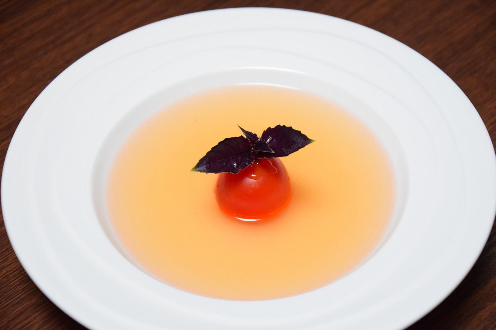 Rajčatová esence recept