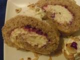 Ořechová roláda 2 recept