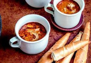 Dršťková polévka I.