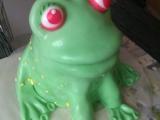 Asi žába, prdelka, torzo ženy a kniha recept