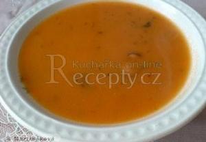 Rajská sváteční polévka