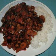 Snadné kuřecí kung-pao recept