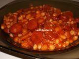 Pikantní fazole recept
