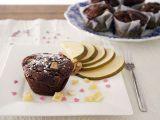 Datlové muffiny s hruškou a vlašskými ořechy recept