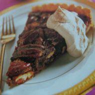 Pekanový koláč s čokoládou recept