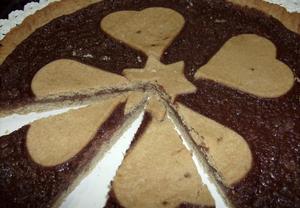 Linecký koláč  co dům dal