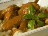 Pravý kuřecí paprikáč recept