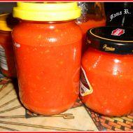 Pravý rajčatový protlak recept