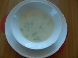 Krémová chřestová polévka recept