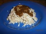 Smažené nudle se sojovou omáčkou recept