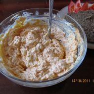 Mrkvová pomazánka s česnekem recept