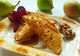 Atajef  plnene arabske livanecky recept