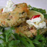 Sváteční rybí karbanátky recept