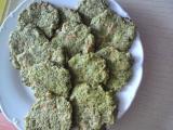 Zeleninové placičky pro nejmenší recept