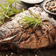 Steak porterhouse po toskánsku recept