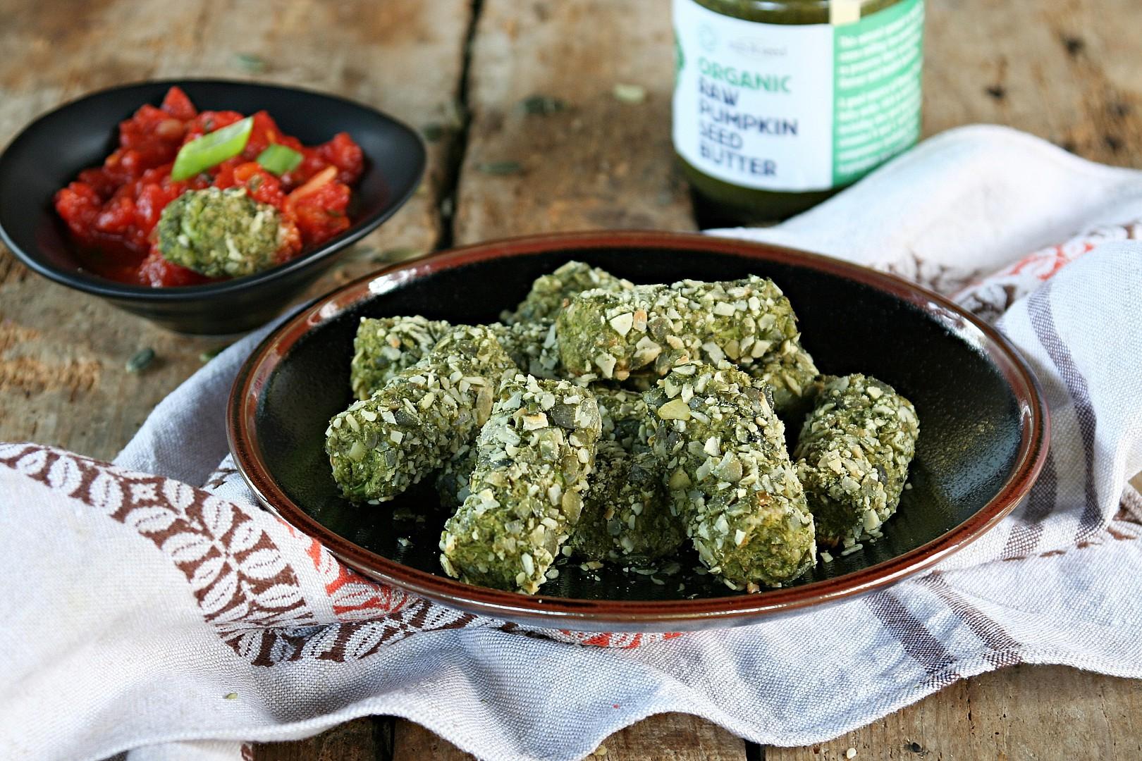 Brokolicové špalíčky s rajčatovým dipem recept