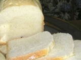 Bílý toustový chléb recept